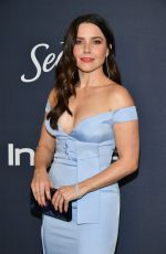 Sophia Bush At 21st Annual Warner Bros. And InStyle Golden Globe After Party