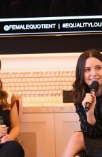 Sophia Bush Attends the Spotify Supper during CES 2020 in Las Vegas, Nevada