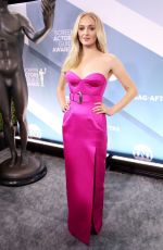 Sophie Turner At 26th Annual Screen Actors Guild Awards in Los Angeles