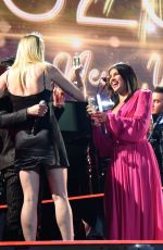 Sophie Turner & Prianka Chopra At Ring In 2020 At The Iconic Fontainebleau Miami