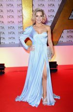 Stephanie Waring At 25th National Television Awards, Arrivals, O2, London