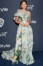 Storm Reid At Warner Bros. & InStyle Golden Globe After Party in Beverly Hills