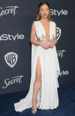 Sydney Sweeney At 21st Annual Warner Bros. And InStyle Golden Globe After Party
