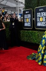 Taylor Swift At 77th Annual Golden Globe Awards in Beverly Hills