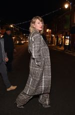 Taylor Swift Out in Park City, Utah