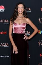 Terri Seymour At 9th AACTA International Awards at Mondrian Los Angeles in West Hollywood