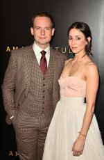 Troian Bellisario & Patrick J. Adams At Amazon Studios