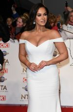 Vicky Pattison At 25th National Television Awards, Arrivals, O2, London