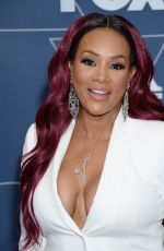Vivica A. Fox At Fox TCA Winter Press Tour All-Star Party at The Langham in Pasadena