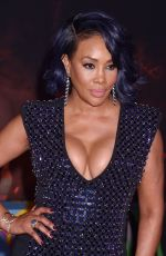 Vivica A. Fox At Premiere Of Columbia Pictures