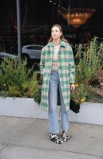 Whitney Port Seen in Los Angeles