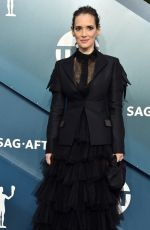 Winona Ryder At 26th Annual Screen Actors Guild Awards in Los Angeles