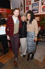 Zazie Beetz At Pizza Hut x Legion M Lounge during Sundance Film Festival in Park City