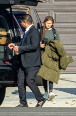 Zendaya Is seen out in Los Angeles