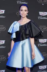 Abigail Spencer At Cadillac celebrates the 92nd Annual Academy Awards at Chateau Marmont in Los Angeles
