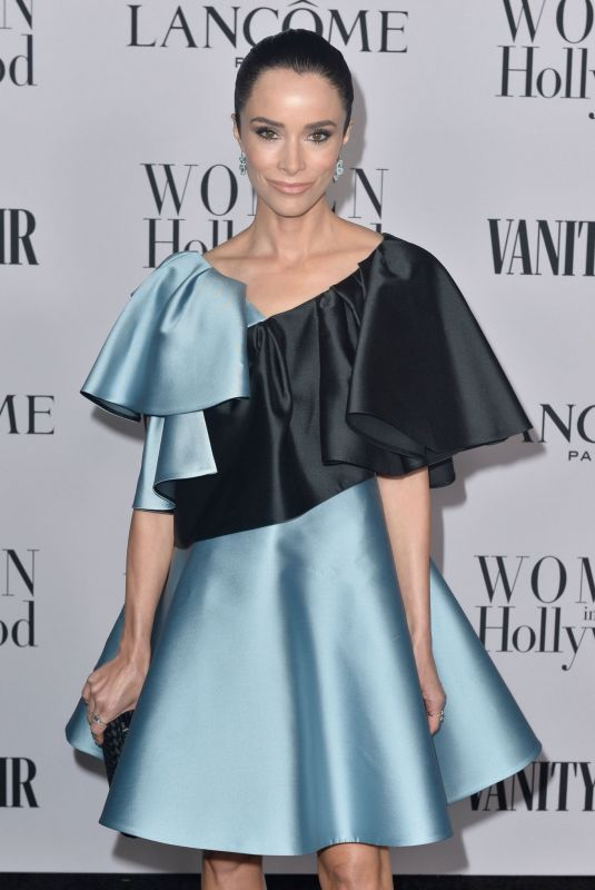 Abigail Spencer At Vanity Fair and Lancome Women In Hollywood Celebration at SoHo House West Hollywood