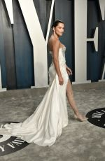 Adriana Lima At 2020 Vanity Fair Oscar Party in Beverly Hills