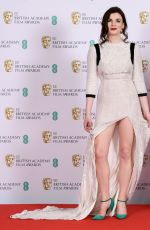 Aisling Bea At 73rd British Academy Film Awards, VIP Arrivals, Royal Albert Hall, London