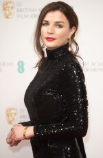 Aisling Bea At BAFTA Nominees Party in London