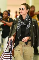 Alessandra Ambrosio At the airport in Sao Paulo