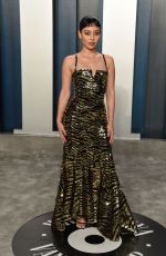 Alexa Demie At 2020 Vanity Fair Oscar Party hosted by Radhika Jones at Wallis Annenberg Center for the Performing Arts in Beverly Hills