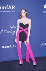 Alexina Graham At 22nd Annual amfAR Gala Benefit For AIDS Research in NY