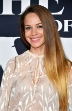 "Alexis Knapp At ""The Call Of The Wild"" premiere in Los Angeles"