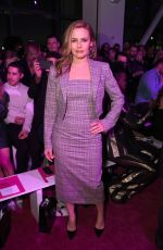 Alicia Silverstone At Christian Siriano show at New York Fashion Week