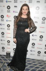 Amber Doig-Thorne At The British Photography Awards, The Savoy Hotel, London