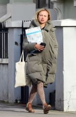 Amelia Windsor Spotted in West London