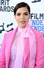 America Ferrera At 35th Annual Film Independent Spirit Awards, Los Angeles