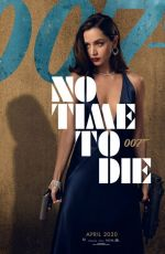 Ana de Armas - No Time To Die (2020) Poster