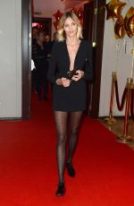 Anja Rubik At Premiere of the ART performance, Warsaw
