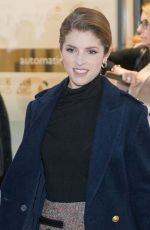 Anna Kendrick At BBC Radio 1 in London