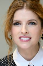 """Anna Kendrick At """"Trolls World Tour"""" Press Conference in Glendale"""