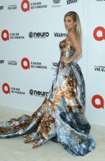 AnnaLynne McCord Attends the 28th Annual Elton John AIDS Foundation, Los Angeles