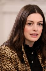 Anne Hathaway At Variety Sundance Studio at Sundance Film Festival