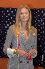 Antonia Toni Garrn At Ambiente Exhibition in Frankfurt