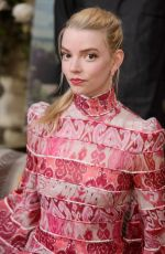 Anya Taylor-Joy At Emma Photocall in London