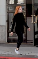Ariel Winter Leaving from a meeting in Beverly Hills