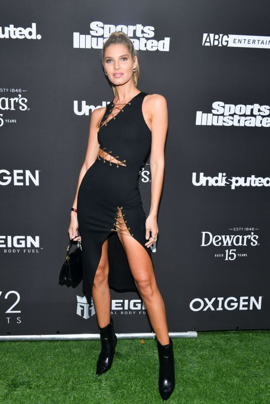 Ashley Haas At Sports Illustrated Super Bowl LIV Party, Arrivals, The Fontainebleau, Miami