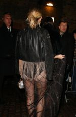 Ashley James At 40th Brit Awards, After party, London