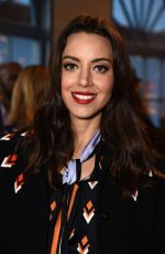 Aubrey Plaza At 2020 Film Independent Spirit Awards after party in Santa Monica