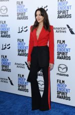 Aubrey Plaza At 2020 Film Independent Spirit Awards in Santa Monica