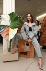Bailee Madison At 3.1 Phillip Lim show during New York Fashion Week