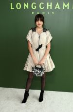 Bailee Madison At Longchamp Fashion Show in NYC