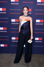 Bailee Madison At TommyNow show at London Fashion Week