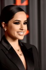 Becky G At Bvlgari Celebrates B.zero1 Rock Collection in Brooklyn