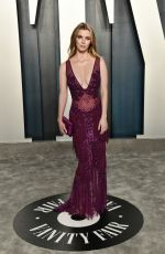 Betty Gilpin At 2020 Vanity Fair Oscar Party in Beverly Hills