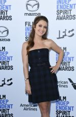 Billie Lourd At 2020 Film Independent Spirit Awards in Santa Monica